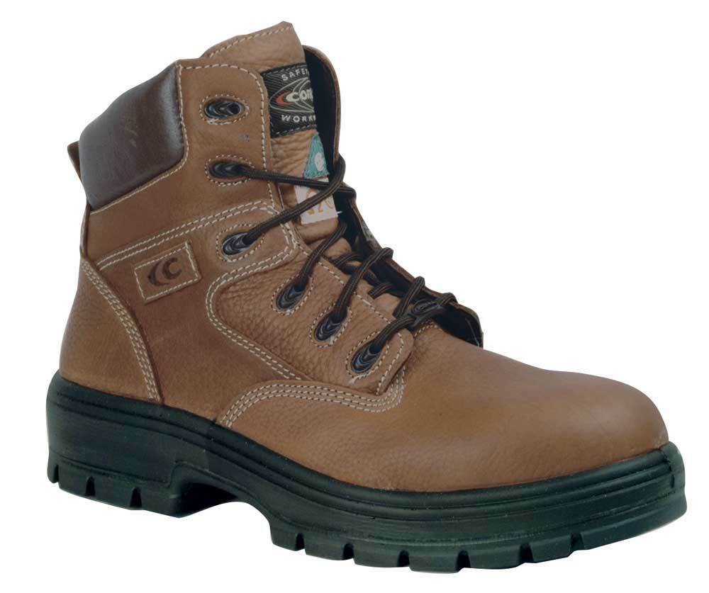 New Men's Cofra AUSTIN 82043-CU0 EH PR safety boots 6-14 USA/CAN safety standard