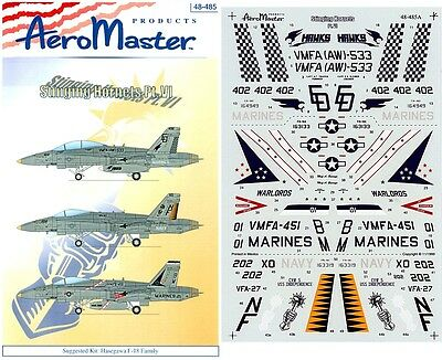 Aeromaster 48-485 - Decals 1/48 - Stinging Hornet Pt. Vi Hot Sale 50-70% OFF