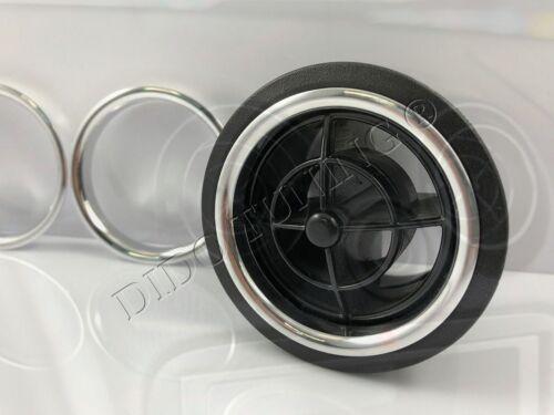 Mazda MX5 MX-5 Miata  Anelli In Alluminio Lucido Alle Aperture Di Ventilazione