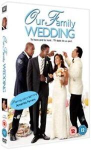 Our Family Wedding DVD Forest Whitaker America Ferrara Carlos