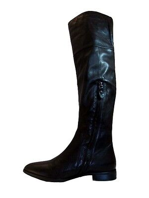 Dee BlackEbay Boots 6627 Julie Women's Italian Flat Knee High Leather wuTXZiOkP