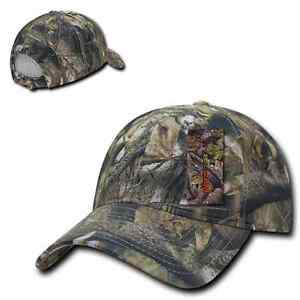 Camo Cotton Camouflage Low Crown Polo Mossy Trucker Baseball Ball ... 3b019363faea