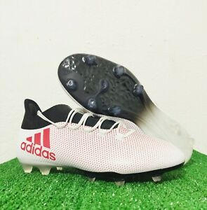 the latest a1564 d5843 Details about Adidas Men's Soccer Cleats X 17.2 Firm Ground Techfit NSG  CP9187 Size 7