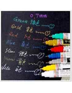 AU-SELLER-0-7mm-Fine-Point-Paint-Waterproof-Marker-Pen-for-Scrapbook-Deco-Card