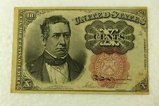 1874 10 Cents High Grade Crisp Key Fractional Currency
