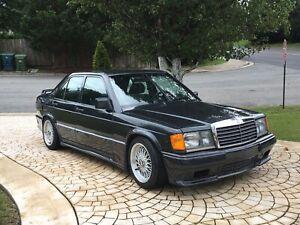 Mercedes Benz Cosworth 16V