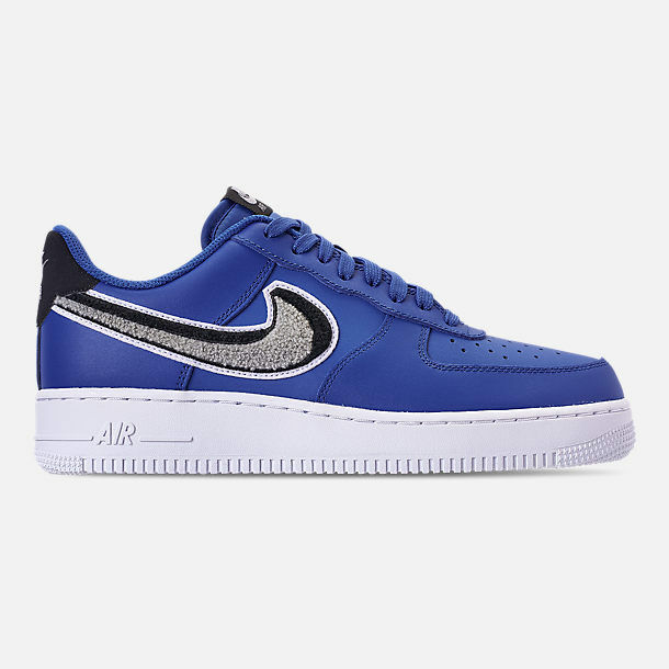 MENS NIKE NBA AIR ROYAL FORCE 1'07 LV8 GAME ROYAL AIR CASUAL SHOES MEN'S SELECT YOUR SIZE 045a8c