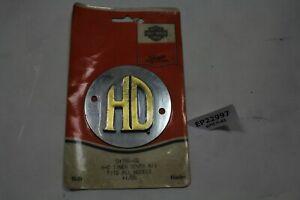 Harley-points-timer-cover-Evo-Big-Twin-91766-84-NOS-FXR-Softail-Dyna-FL-EPS22997