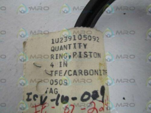 "NEW NO BOX * FISHER 4/"" PISTON RING 1U239105092"
