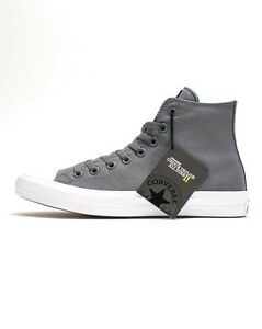 2e5e911863c6 Converse CT II HI 150147C Thunder Grey White Chuck Taylor ALL STAR ...