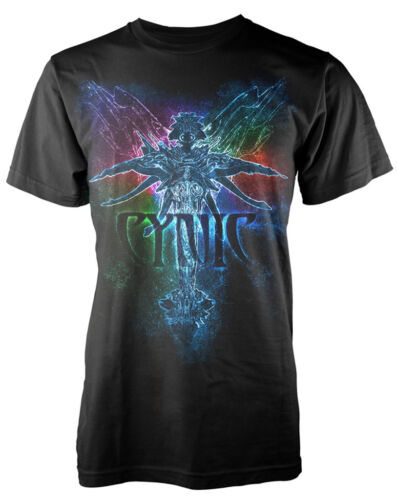 Cynic /'Rainbow/' T-Shirt NEW /& OFFICIAL!