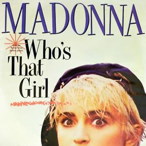 7-034-MADONNA-Who-039-s-That-Girl-OST-White-Heat-SIRE-German-Press-1986-like-NEW