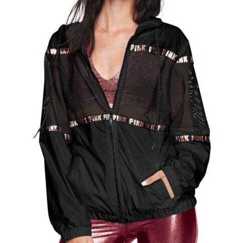 Victoria's Secret Pink Mesh Anorak                 RRP £64