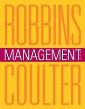 Management 12th Edition by Mary Coulter & Stephen P. Robbins Hardcover TEXTBOOK