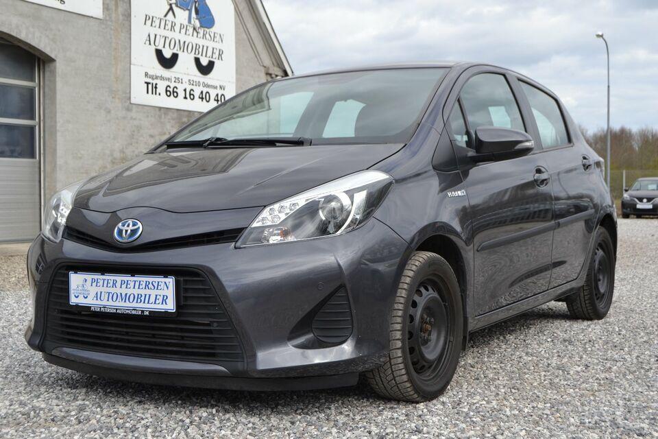 Toyota Yaris 1,5 Hybrid H2 Touch CVT Benzin aut.