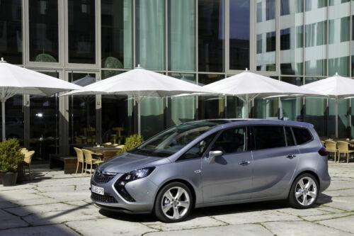 Opel GRUNDTRÄGER Zafira-C Tourer 1732171 Grundträger RELING Basisträger
