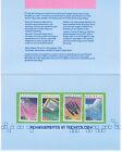 1987 Australian Achievements In Technology     Presentation Pack MUH