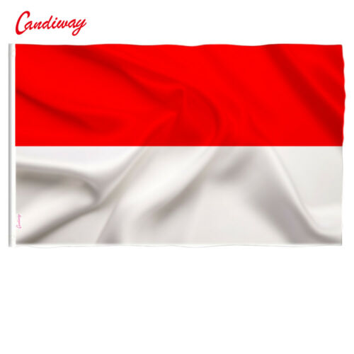 Indonesia flag  3*5FT Asian Republic Banner Country Pennant Indo Festival flag