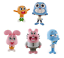 Bullyland-Comansi-The-Amazing-World-Of-Gumball-Toy-Figures-Cake-Topper-Toppers thumbnail 9