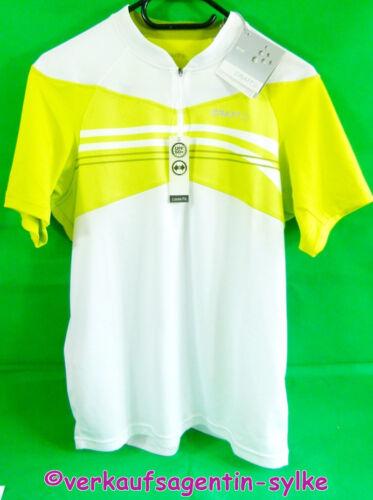 xl messieurs maillot Craft AB Loose Fit jersey radtrikot vélo shirt Neuf taille s