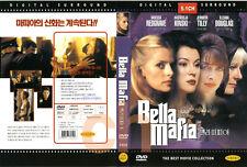 BELLA MAFIA (1997) - David Greene, Illeana Douglas, Nastassja Kinski DVD NEW