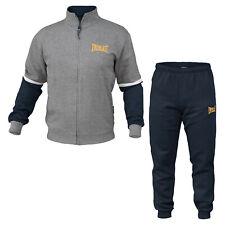 Tuta Homewear Uomo EVERLAST Cotone Felpato Full Zip Art.31004
