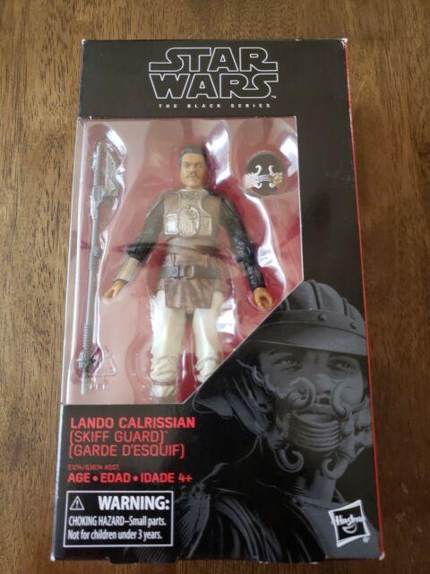 Star Wars   The Black Series   Lando Calrissian Skiff   6-Inch   Action Figure