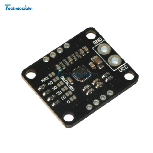 Electret Microphone Audio Preamplifier TS472 Board Active Low Standby Module