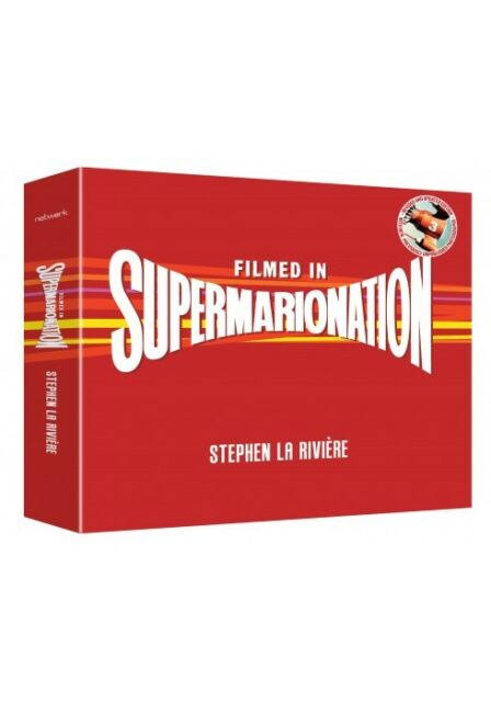 Filmed in Supermarionation Book by Stephen La Riviere (Hardback, 2014)
