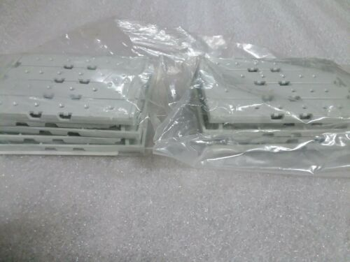 ABB ZLS100  2CCF002762R0001 Busbar Covers Factory Sealed Bags Lot of 10