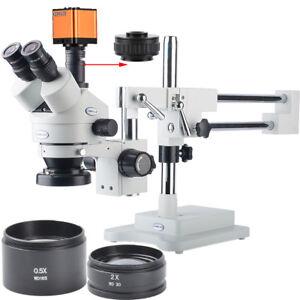 3-5-90X-Stereoscopic-Microscope-16MP-Full-HD-1080P-60FPS-HDMI-Digital-Microscope