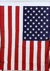 28 x 40 nylon u s us american hanging flag vertical banner ebay