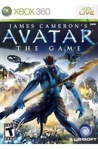 James Cameron's Avatar: The Game Xbox 360 Collectible