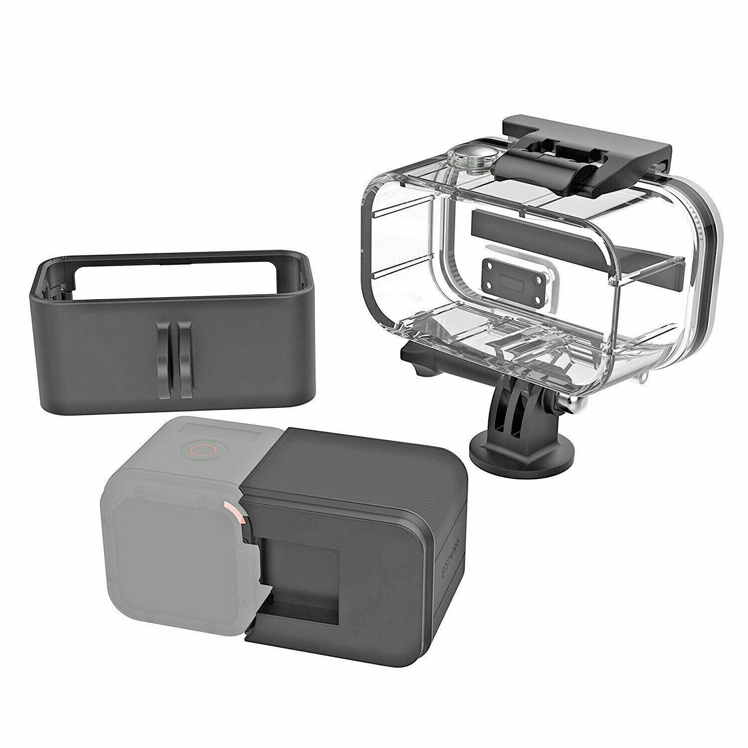 Sabrent Gopro 5 session battery with cases GP-KT5S