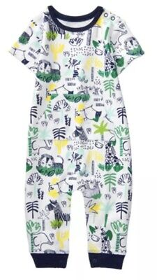 NWT GYMBOREE Girls Baby Newborn Essentials Pineapple Ice Cream Shorts 0-3 M