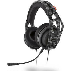 Plantronics RIG 400HX Over-Ear Gaming Headset for Xbox One - Camo on