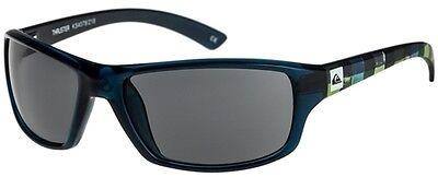Abile Quiksilver Occhiali Da Sole Propulsore Ks4078 218 Sunglasses Lenti Blu Grigio-mostra Il Titolo Originale