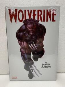 Marvel-WOLVERINE-JASON-AARON-OMNIBUS-Hardcover-HC-SEALED-NOT-MINT