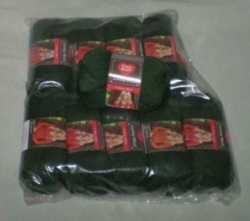 500 talla envase Lovely wool de red Heart suave wollmischgarn 25,80 €//kg