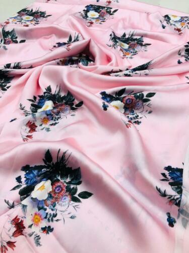 New Indian Pakistani Bollywood Sarees Satin Silk Stylish Fancy Party Wear Saree