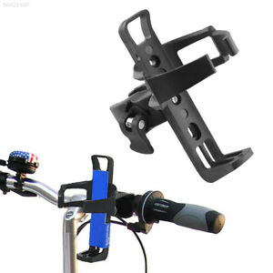 Bike Water Drink Bottle Cup Holder Cage Rack Handlebar Mount Mountain Durable