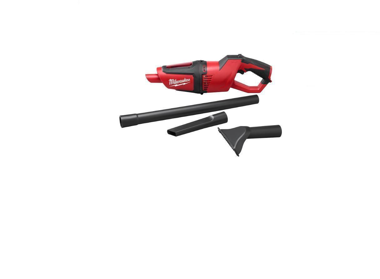 Akku-Hand-Staubsauger M12 HV/0  ohne Akkus / Ladegerät 4933448390  Milwaukee