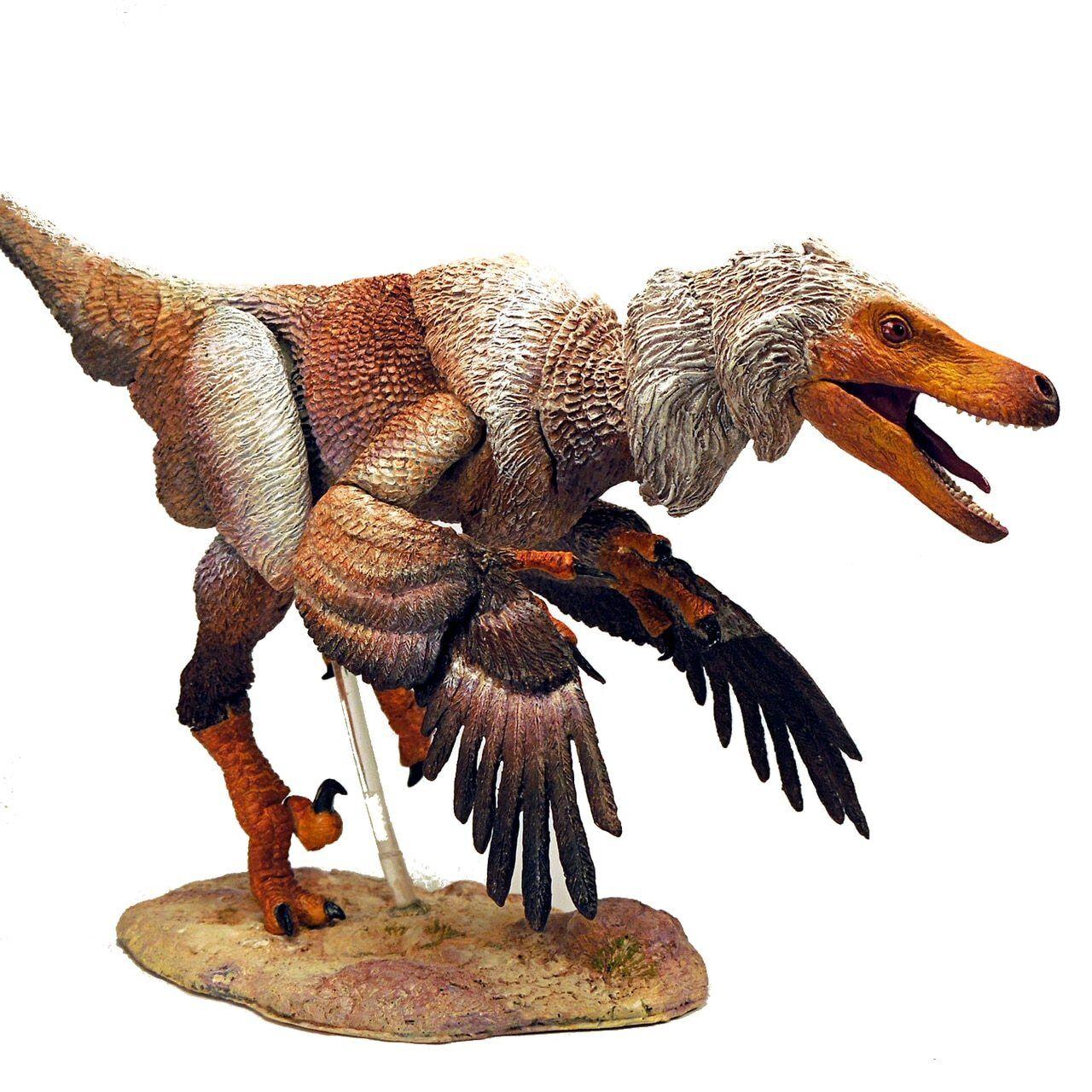 Beasts of the Mesozoic Tsagan Mangas Deluxe 1 6 skala Raptor Figurine