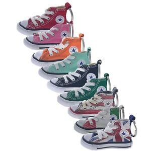 20ebbd1ac5af Converse All Star Chuck Taylor Sneaker Shoe Car Key Ring Keychain