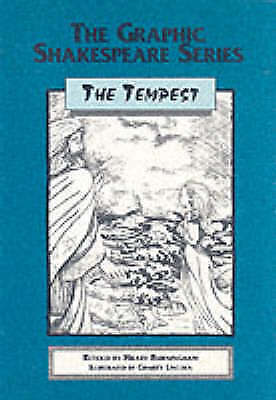 1 of 1 - The Tempest (Graphic Shakespeare Series), William Shakespeare, Very Good Book