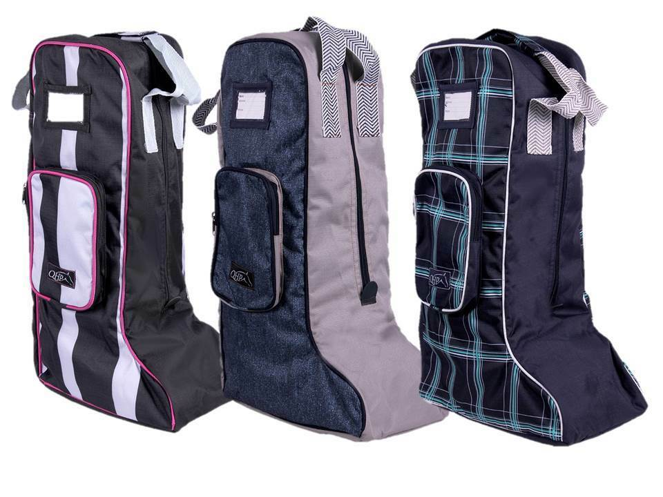 Boot Bag, reitstiefeltasche, Water Resistant, 3 different designs