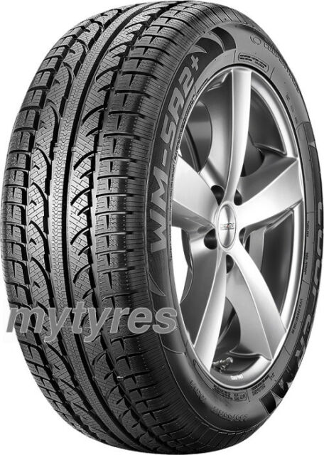 4x WINTER TYRES Cooper Weather-Master SA2 + 195/65 R15 91T M+S with rim flange p