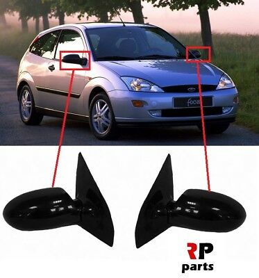 FOR FORD FOCUS 2004-2008 NEW WING MIRROR COVER CAP PRIMED LEFT N//S
