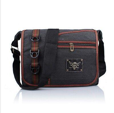 2015 New Shoulder Messenger Trade Cotton Canvas Bag For Man
