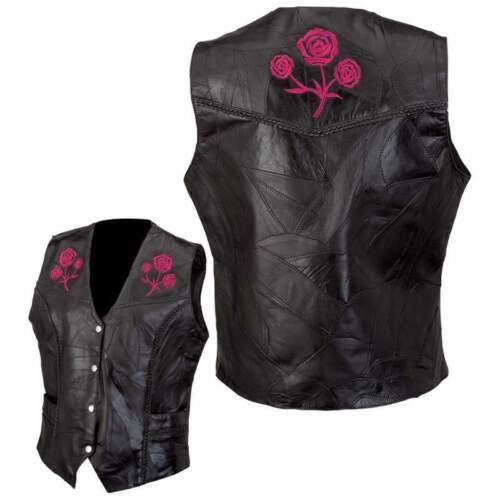 Sleeveless Sleeveless Vest Leather Vestjakke Leather Jacket dpPW8w